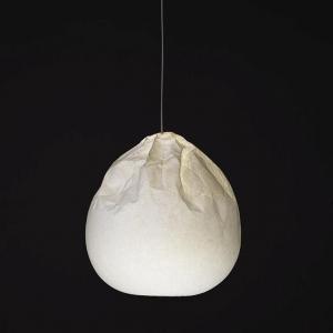 和紙製なのに継ぎ目ゼロ! 希少技術を用いたnendoデザインの照明「semi…