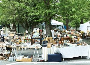 約160組が出店!「第5回 東京蚤の市」過去最大級の規模で開催…