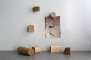 「木のかけら」でマグネットを作るワークショップ、マルニ木工東京ショールームで…