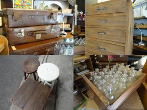 代官山に骨董ではない古き良き日本の「レトロな家具・道具たち」が集まります…