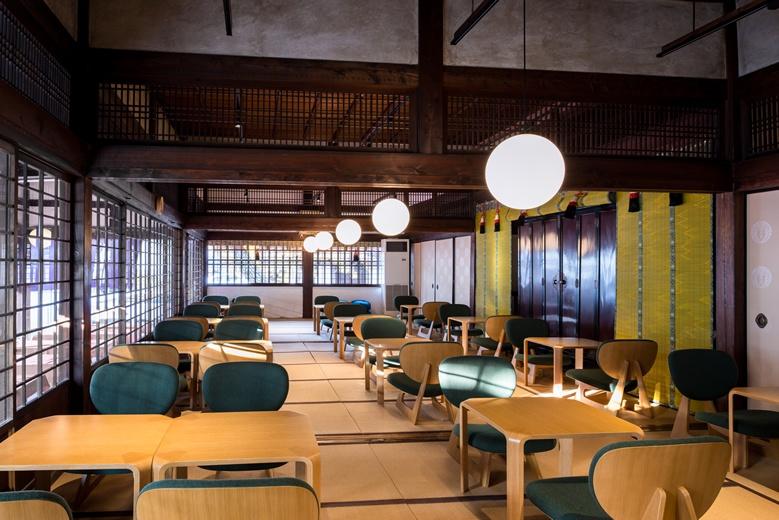 ついにオープン! 京都・本山佛光寺境内に「D&DEPARTMENT KYOTO by 京都造形芸術大学」登場