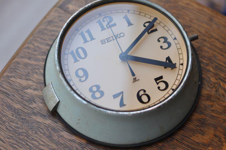 Vintage_SEIKO WALL CLOCK002