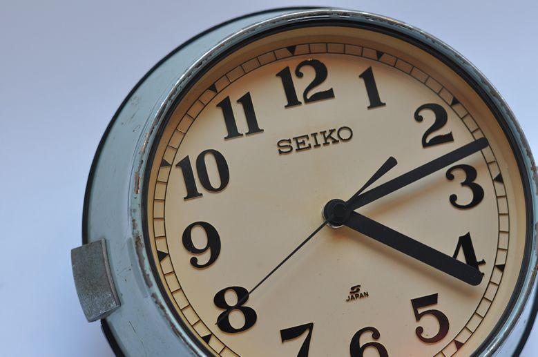 Vintage_SEIKO WALL CLOCK003