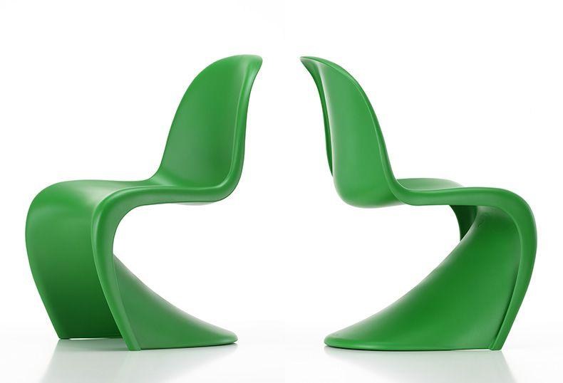Panton Chair Summer Green_002