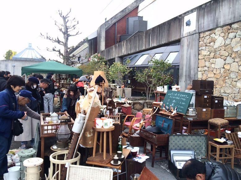 約70業者が出店! 17年目の骨董市「倉敷・懐かしマーケット」開催