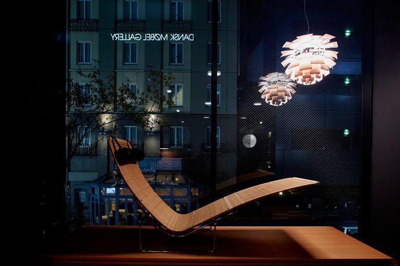 デンマークデザインの本物が集まる新ショップ「DANSK MØBEL GALLERY」が銀座にオープン