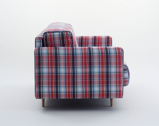 interior & furniture CLASKA Bread Arm Sofaの写真
