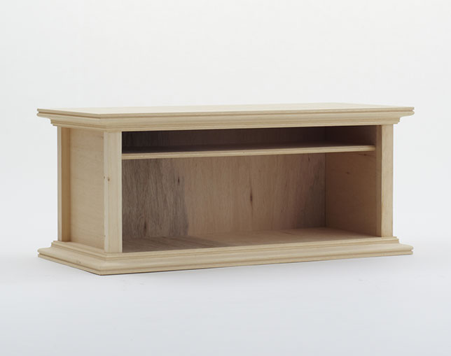 interior & furniture CLASKA Sandwich AV Shelfのメイン写真
