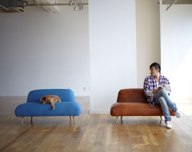 interior & furniture CLASKA Buns Sofaの写真