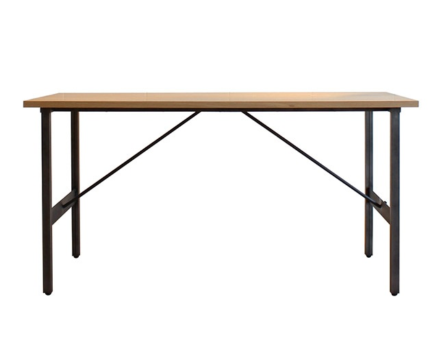 interior & furniture CLASKA Iron Brace Dining Tableのメイン写真