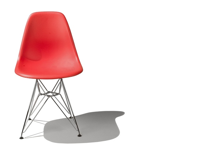Herman Miller Eames Shell Chair Side Chair ワイヤーベースの写真
