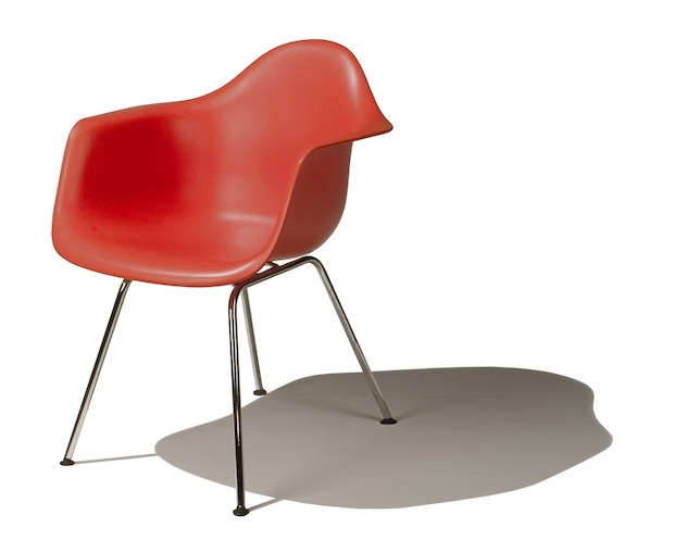 Herman Miller Eames Shell Chair Armchair 4レッグベースのメイン写真