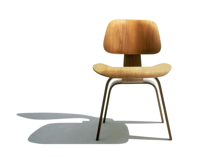 Herman Miller Eames Molded Plywood Dining Chair ウッドレッグのメイン写真