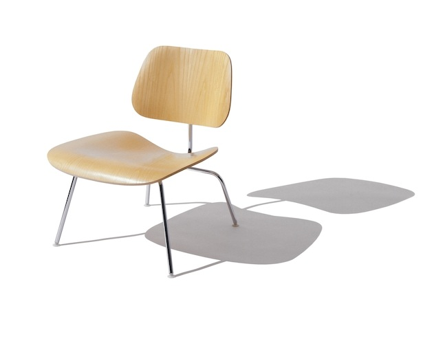 Herman Miller Eames Molded Plywood Lounge Chair メタルレッグのメイン写真