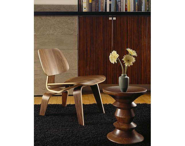 Herman Miller Eames Molded Plywood Lounge Chair ウッドレッグのメイン写真