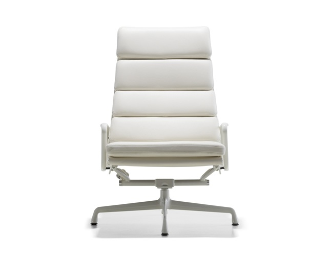 Herman Miller Eames Soft Pad Group Lounge Chair 4クッションのメイン写真