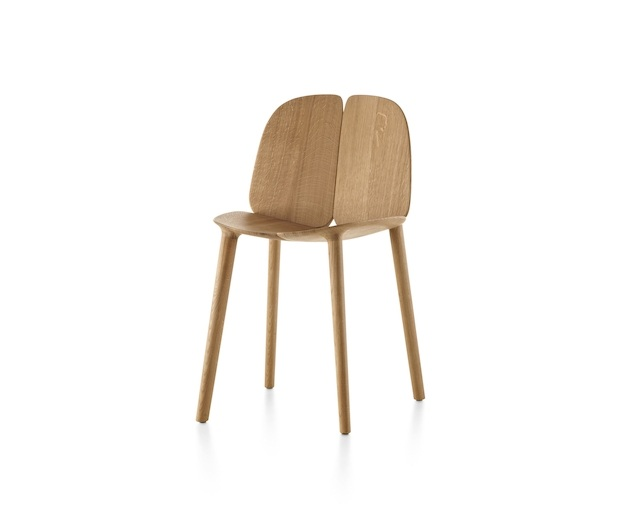 Herman Miller Mattiazzi Osso Chairのメイン写真