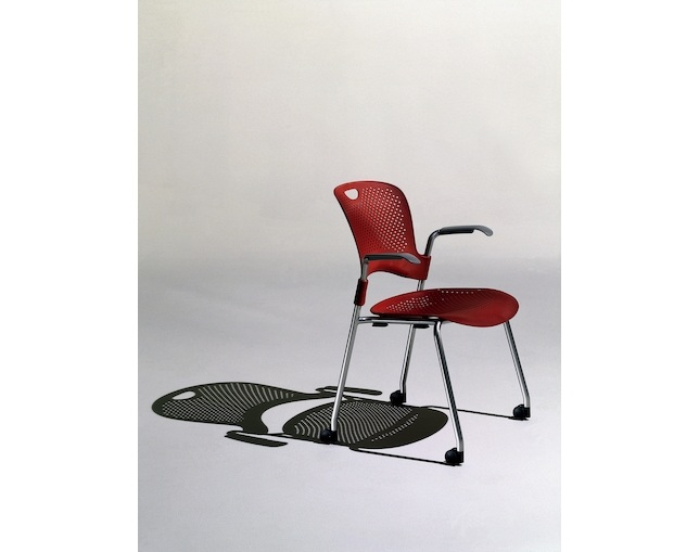 Herman Miller Caper Chair Stacking Chairのメイン写真