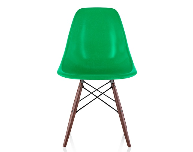 Herman Miller Eames Molded Fiberglass Side Chair Dowel Baseのメイン写真