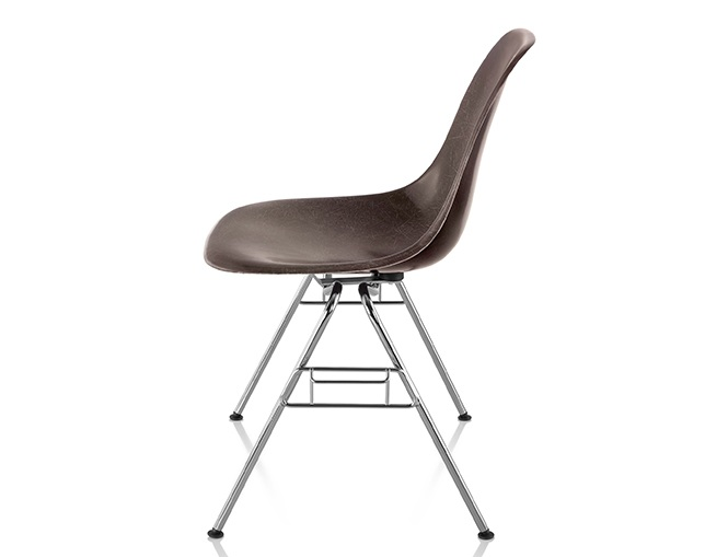 Herman Miller Eames Molded Fiberglass Side Chair Stacking / Ganging Baseのメイン写真