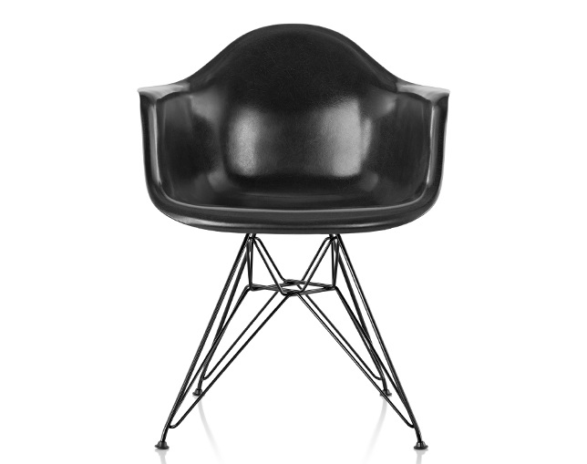 Herman Miller Eames Molded Fiberglass Armchair Wire Baseのメイン写真