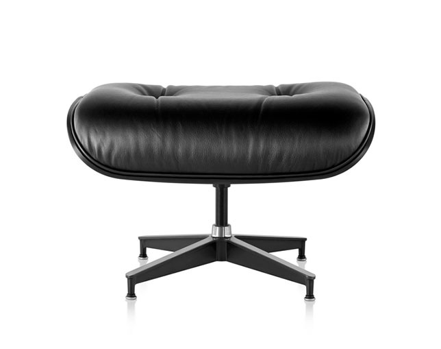 Herman Miller Eames Lounge Chair & Ottoman Ebonyのメイン写真