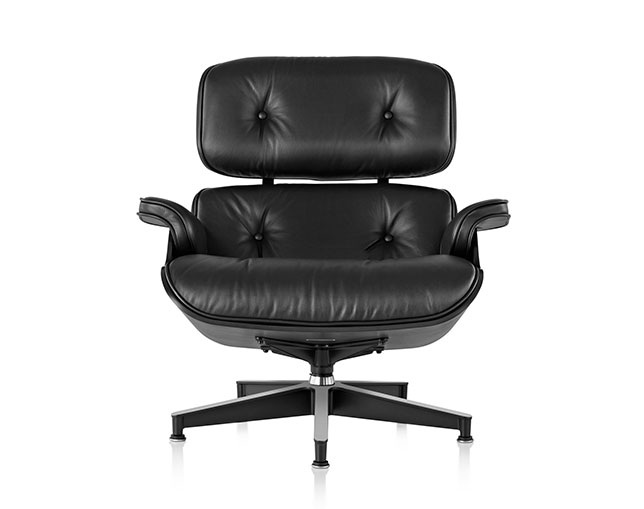 Herman Miller Eames Lounge Chair Ebonyのメイン写真