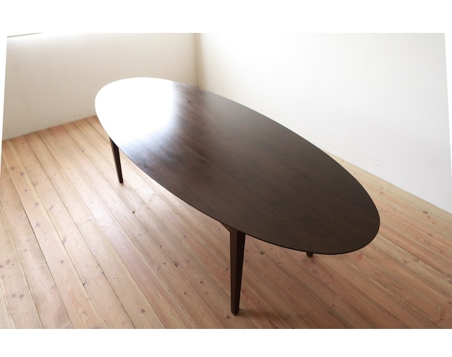 MARUSHO MORBIDO Dining Table Aのメイン写真