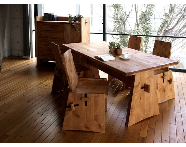 MARUSHO ONDA Dining Tableのメイン写真