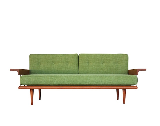 ACME FURNITURE CARDIFF SOFA 2.5-Seaterの写真