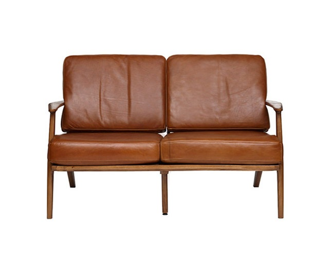 ACME FURNITURE DELMAR SOFA 2-Seaterの写真