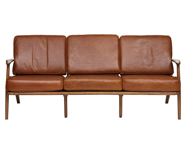 ACME FURNITURE DELMAR SOFA 3-Seaterのメイン写真