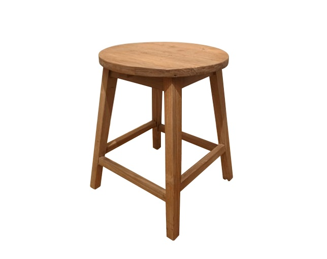 ACME FURNITURE TROY STOOL ROUNDのメイン写真
