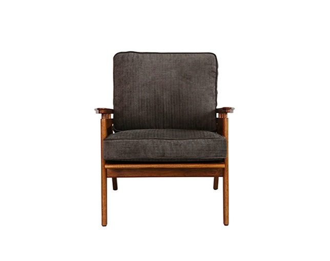 ACME FURNITURE WICKER LOUNGE CHAIR(MB)のメイン写真