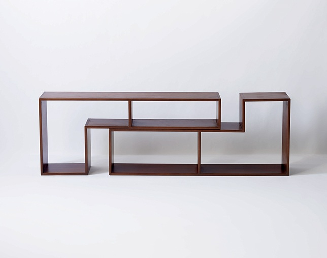 ACME FURNITURE DELMAR OPEN SHELFのメイン写真