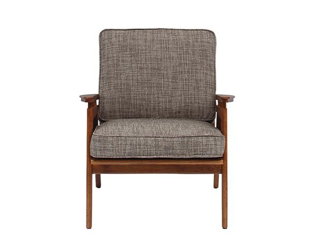 ACME FURNITURE WICKER LOUNGE CHAIRのメイン写真