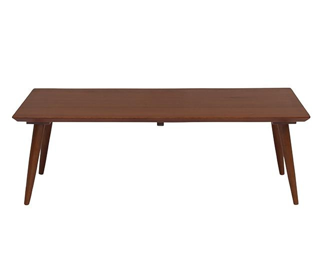 ACME FURNITURE CARDIFF COFFEE TABLE (WALNUT)のメイン写真