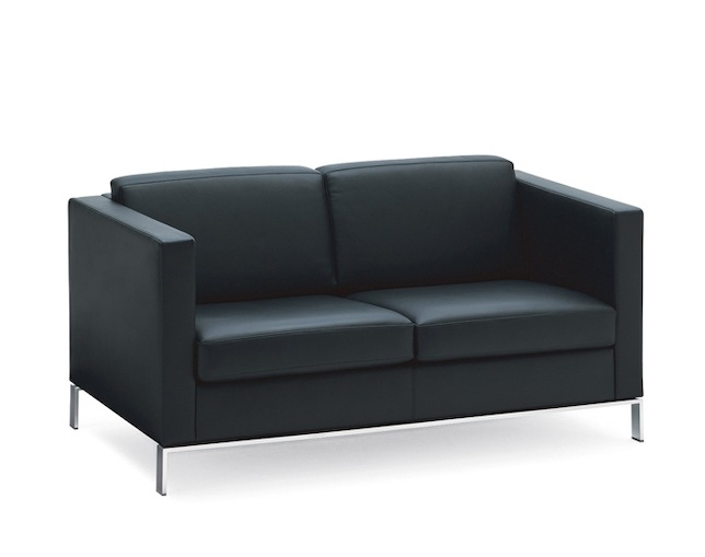 WALTER KNOLL Foster 500 Sofa 2seaterの写真