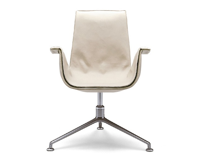 WALTER KNOLL FK Low Back Armchairのメイン写真