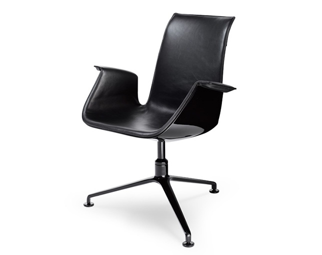 WALTER KNOLL FK New Edition Low Back Armchairのメイン写真