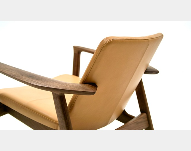 MASTERWAL ROBINSON LOUNGE CHAIRのメイン写真