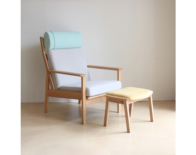 karf Tolime+ High Back Chairのメイン写真