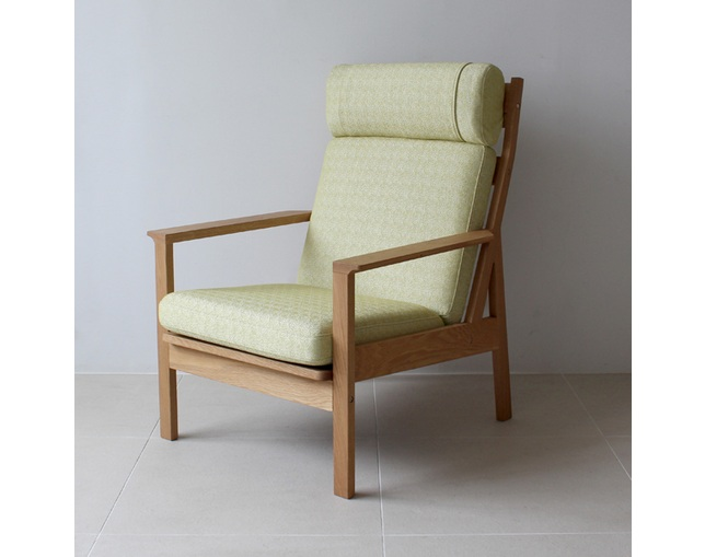 karf Tolime+ High Back Chairの写真