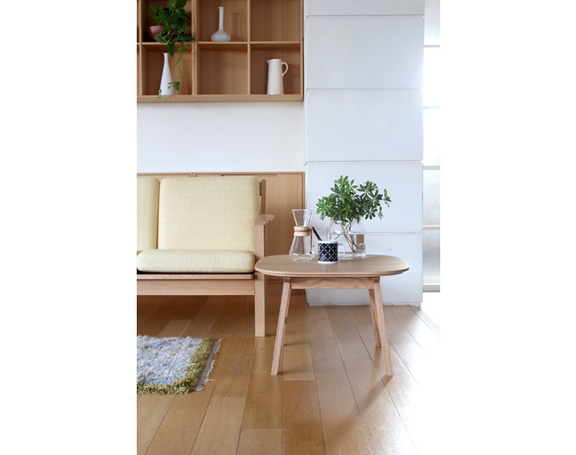 karf Tolime+ Coffee Table 60のメイン写真