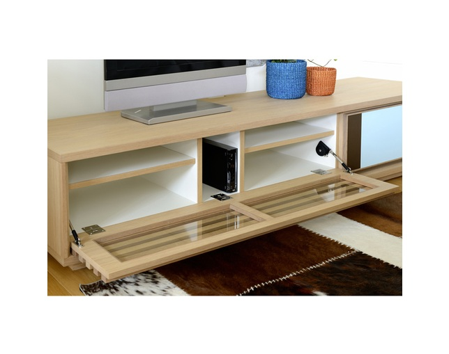 karf Platt TV board / Oak のメイン写真