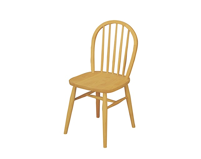 MOMO natural MARE ROUND CHAIR NAのメイン写真