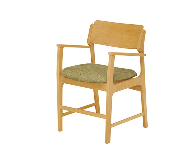 MOMO natural MARE ARM CHAIR NAのメイン写真