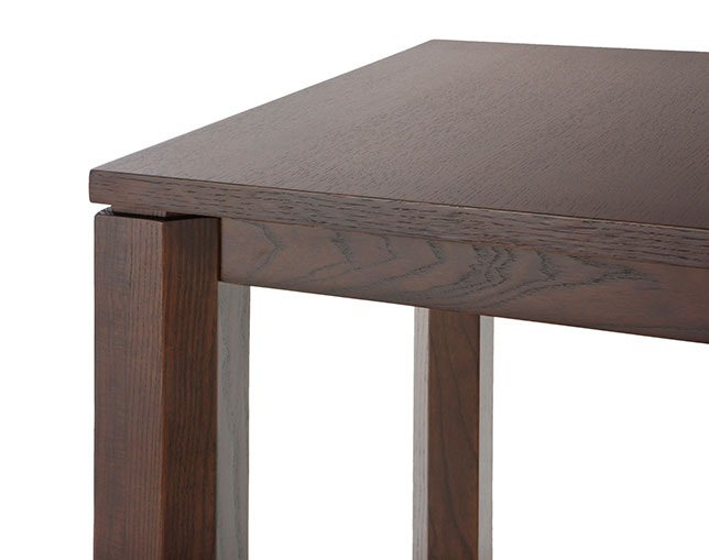 a.flat Extension dining table v02の写真