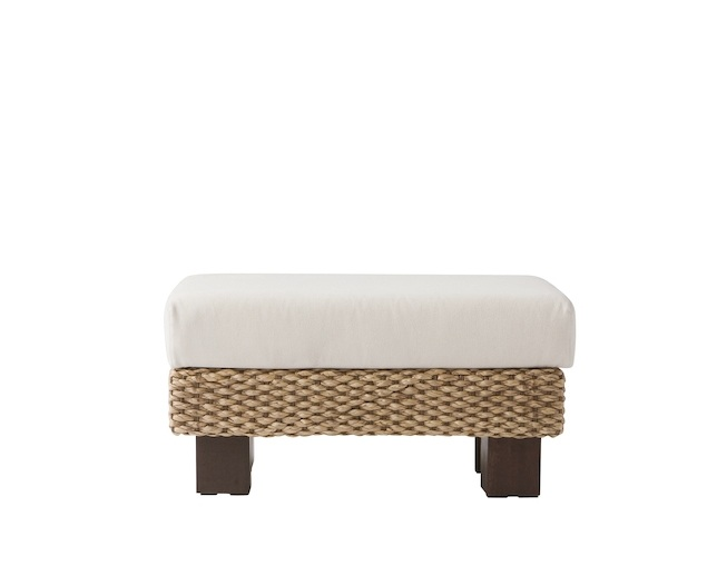 a.flat KEI low sofa Ottoman v02 (hyacinth)のメイン写真