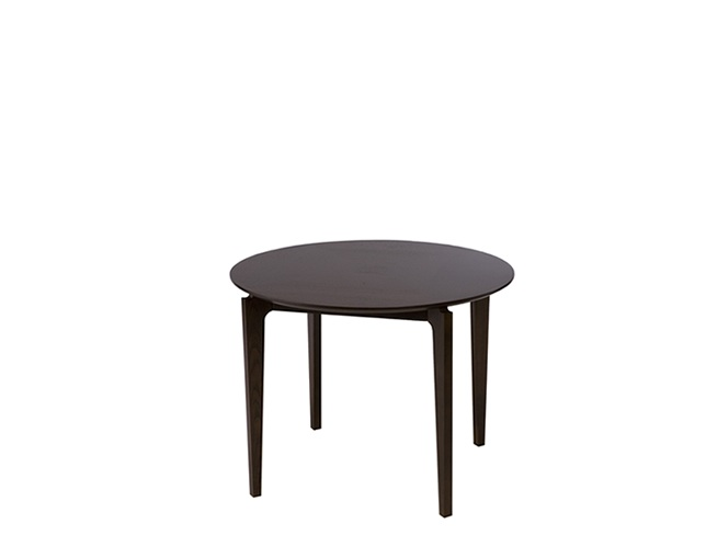 a.flat Wood dining table 950 (round)のメイン写真